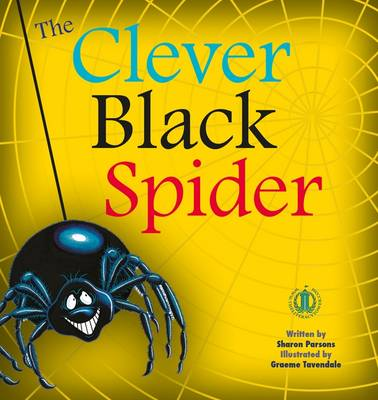 The Clever Black Spider - The Literacy Tower (Paperback)