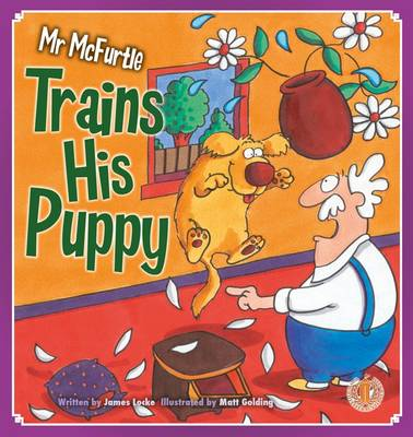 Mr Mcfurtle Trains His Puppy - The Literacy Tower (Paperback)