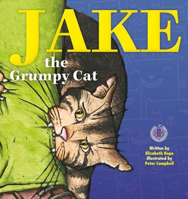 Jake the Grumpy Cat - The Literacy Tower (Paperback)