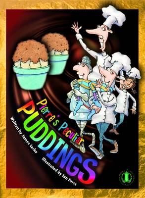 Pierre's Peculiar Puddings - The Literacy Tower (Paperback)