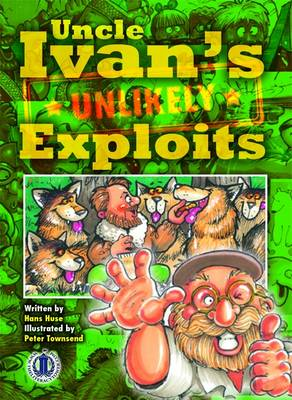 Uncle Ivan's Unlikely Exploits - The Literacy Tower (Paperback)