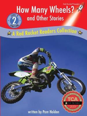 How Many Wheels? and Other Stories - A Red Rocket Readers Collection (Hardback)