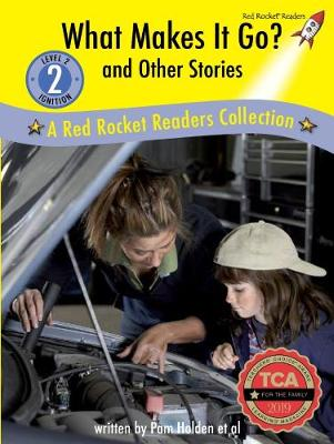 What Makes it Go? And Other Stories - A Red Rocket Readers Collection (Hardback)
