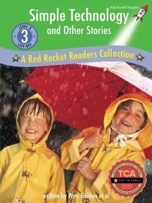 Simple Technology and Other Stories - A Red Rocket Readers Collection (Hardback)