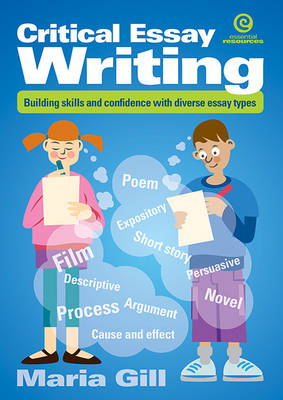 Critical Essay Writing (Paperback)