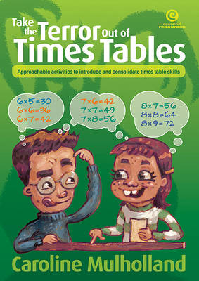 Take the Terror Out of Times Tables (Paperback)