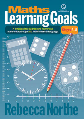 Maths Learning Goals Stages 6-8 (Paperback)