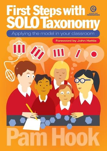 First Steps with Solo Taxonomy: Applying the Model in Your Classroom (Paperback)