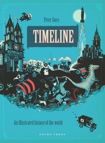 Timeline Activity Book (Hardback)