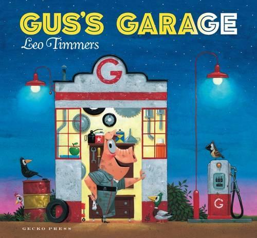 Gus's Garage (Paperback)
