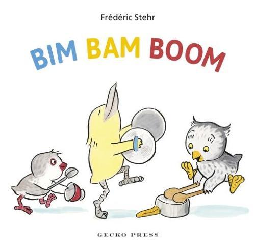 Bim Bam Boom (Board book)