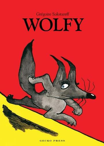 Wolfy (Hardback)