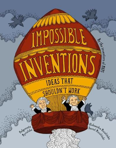 Impossible Inventions (Hardback)