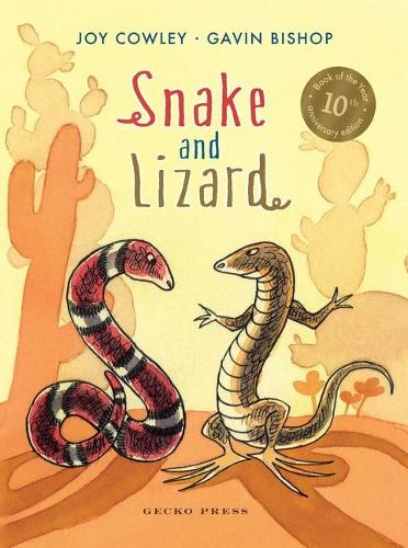 Snake & Lizard: Anniversary Edition (Paperback)