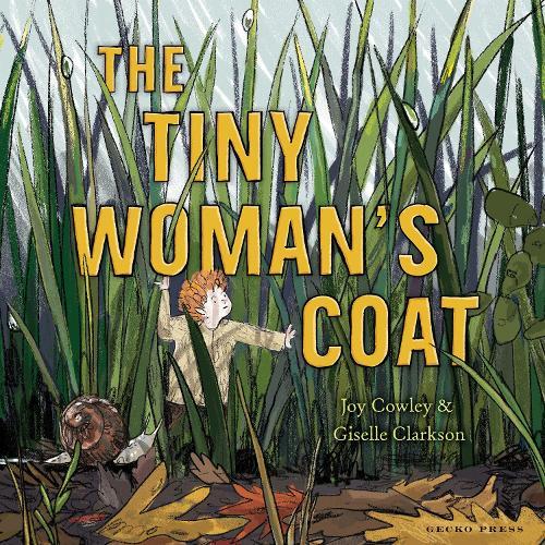 The Tiny Woman's Coat (Hardback)