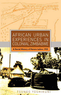 African Urban Experiences in Colonial Zi (Paperback)