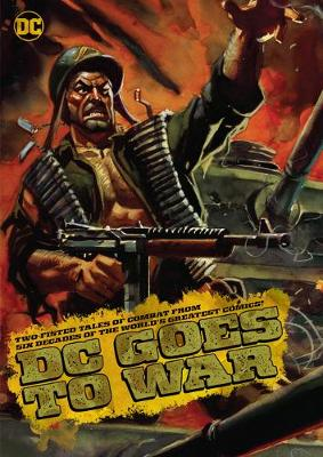 DC Goes to War (Hardback)