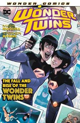 Wonder Twins Vol. 2 (Paperback)