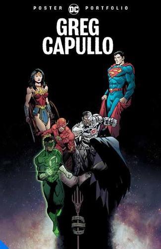 DC Poster Portfolio: Greg Capullo (Paperback)