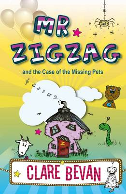 Mr. Zig Zag: and the Case the Missing Pets (Paperback)