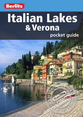 Berlitz Pocket Guides: Italian Lakes & Verona (Paperback)