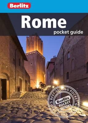 Berlitz: Rome Pocket Guide - Berlitz Pocket Guides (Paperback)