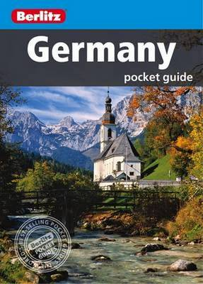 Berlitz Pocket Guide Germany - Berlitz Pocket Guides (Paperback)