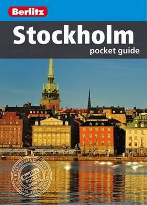 Berlitz: Stockholm Pocket Guide - Berlitz Pocket Guides (Paperback)