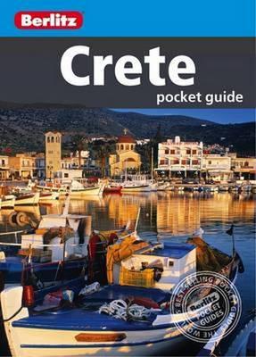 Berlitz: Crete Pocket Guide - Berlitz Pocket Guides (Paperback)