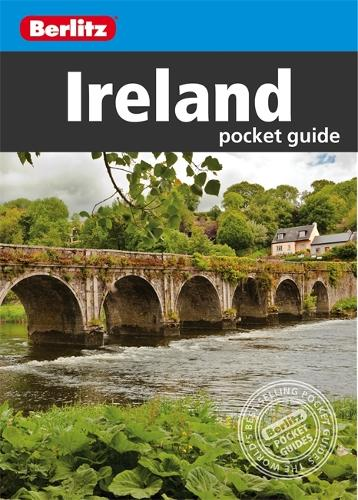 Berlitz Pocket Guide Ireland (Travel Guide) - Berlitz Pocket Guides (Paperback)