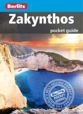 Berlitz Pocket Guide Zakynthos & Kefalonia (Travel Guide) - Berlitz Pocket Guides (Paperback)