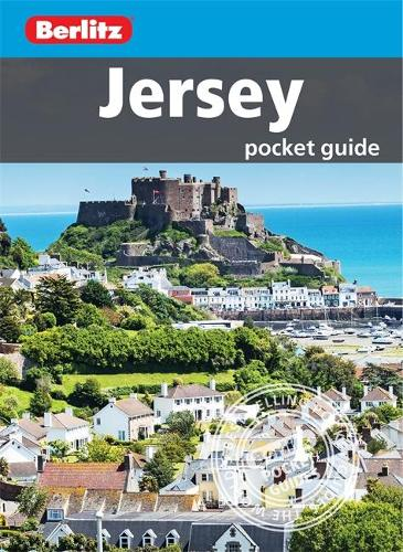 Berlitz Pocket Guide Jersey - Jersey Travel Guide - Berlitz Pocket Guides (Paperback)