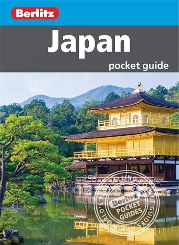 Berlitz Pocket Guide Japan - Berlitz Pocket Guides (Paperback)