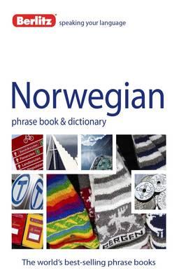 Berlitz Language: Norwegian Phrase Book & Dictionary - Berlitz Phrasebooks (Paperback)