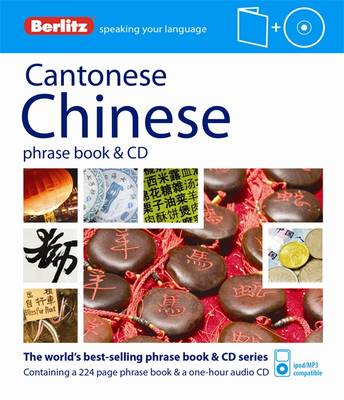 Berlitz Language: Cantonese Chinese Phrase Book - PHRASE BOOK & CD