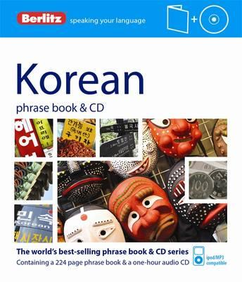 Berlitz Language: Korean Phrase Book