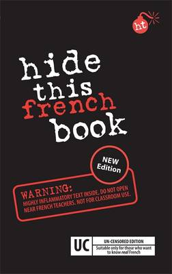 Berlitz Hide this Book French - Hide This Book (Paperback)