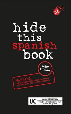 Berlitz Hide this Book Spanish - Hide This Book (Paperback)