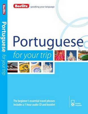 Berlitz Language: Portuguese for Your Trip - FOR YOUR TRIP