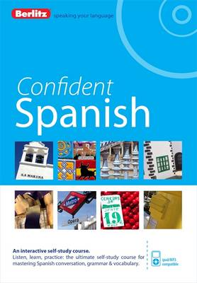 Berlitz Language: Confident Spanish (Paperback)
