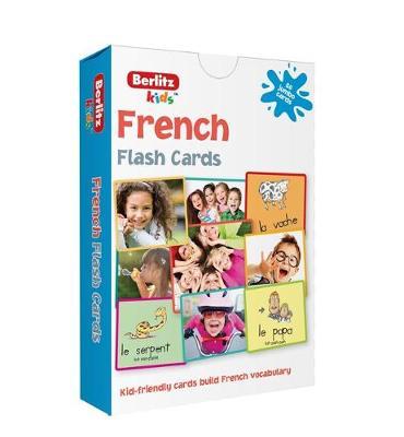 Berlitz Flash Cards French - Berlitz Flashcards