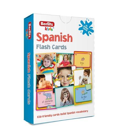 Berlitz Flash Cards Spanish - Berlitz Flashcards