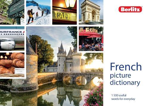 Berlitz French Picture Dictionary - Berlitz Picture Dictionaries (Paperback)
