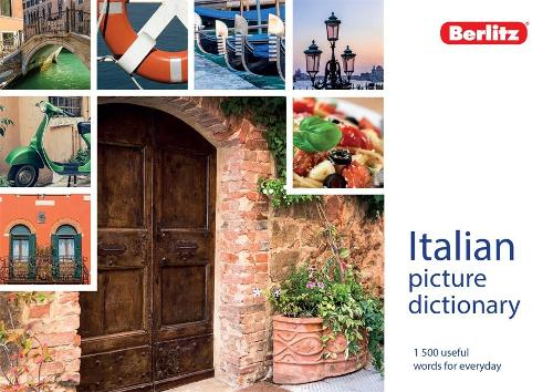 Berlitz Picture Dictionary Italian - Berlitz Picture Dictionaries (Paperback)