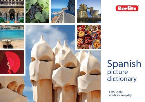 Berlitz Spanish Picture Dictionary - Berlitz Picture Dictionaries (Paperback)