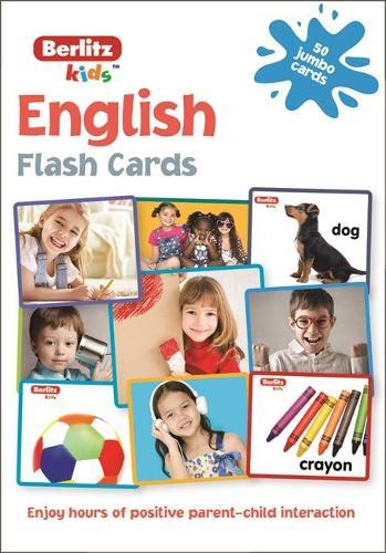 Berlitz Flash Cards English - Berlitz Flash Cards