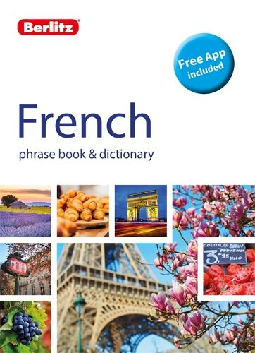 Berlitz Phrase Book & Dictionary French (Bilingual dictionary) - Berlitz Phrasebooks (Paperback)