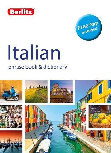 Berlitz Phrase Book & Dictionary Italian (Bilingual dictionary) - Berlitz Phrasebooks (Paperback)