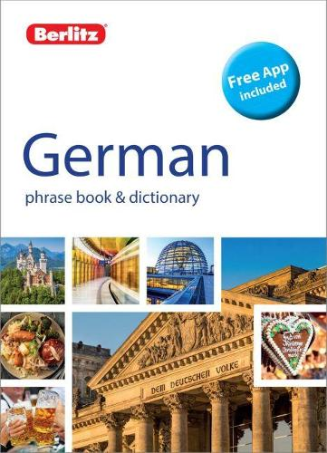 Berlitz Phrase Book & Dictionary German (Bilingual dictionary) - Berlitz Phrasebooks (Paperback)