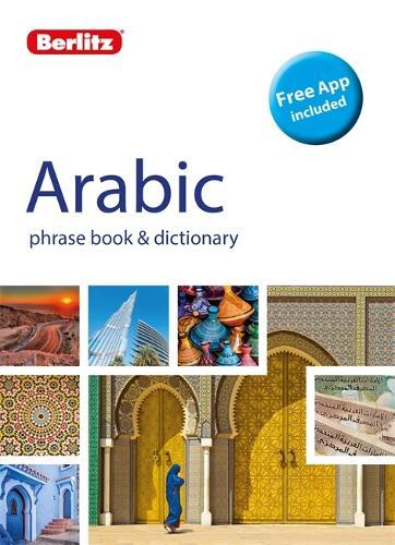 Berlitz Phrase Book & Dictionary Arabic (Bilingual dictionary) - Berlitz Phrasebooks (Paperback)